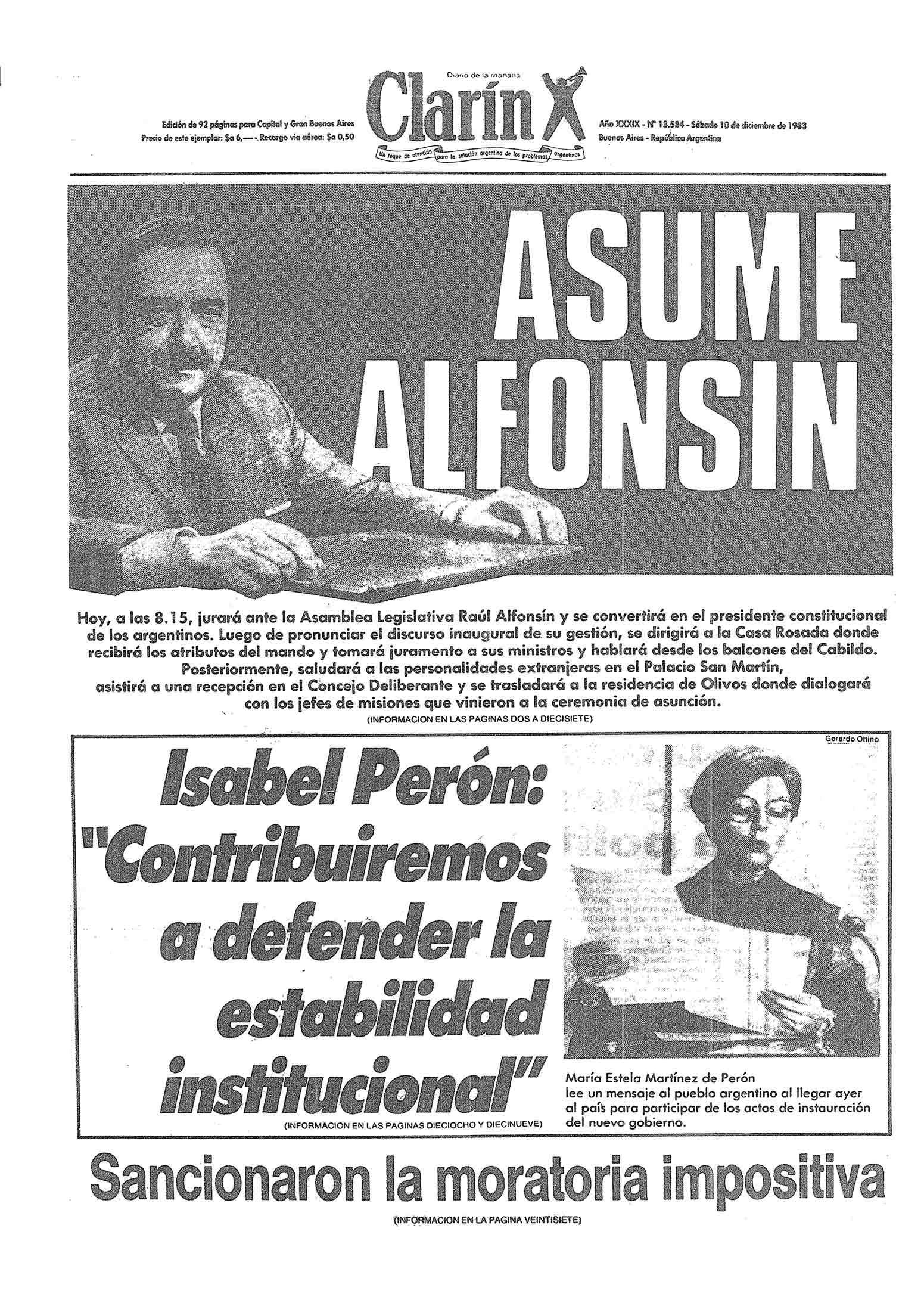 Alfonsin 1983