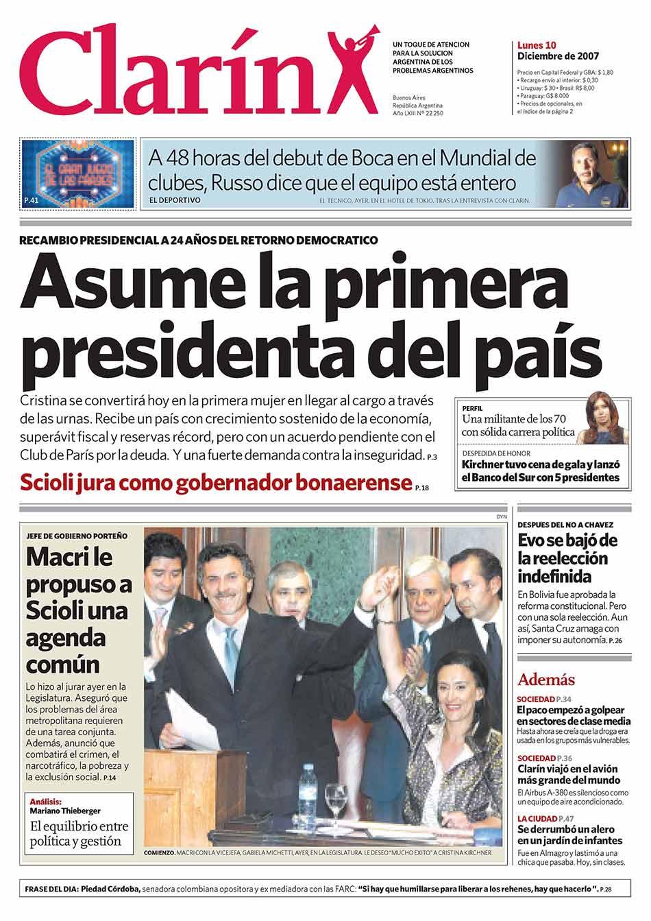 CFK 2007
