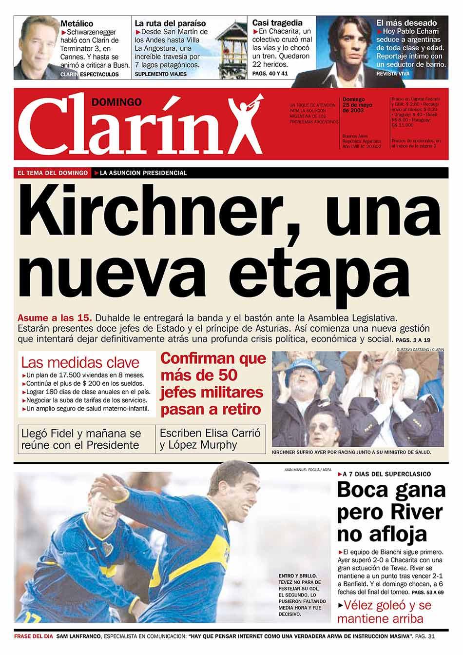 Kirchner 2003