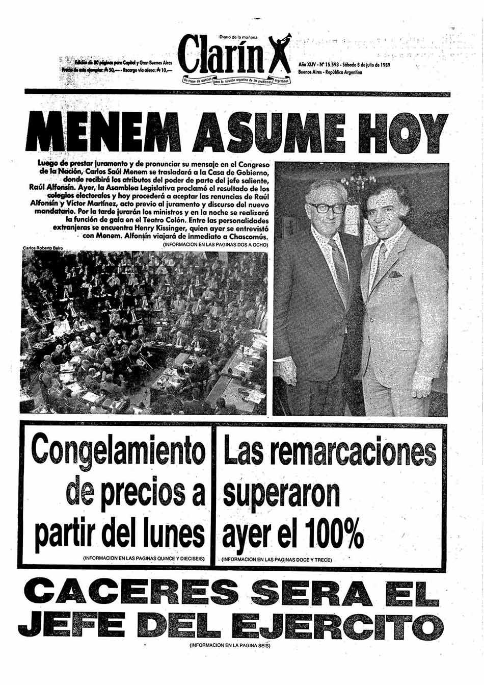 Menem 1989