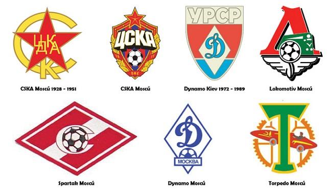 Escudo Fútbol URSS
