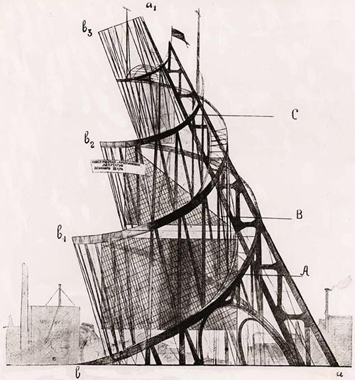 arquitectura-constructivista-Lissitzky