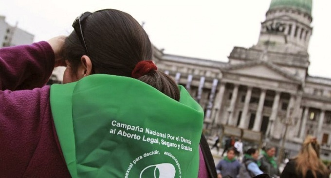 Argentina, cerca de legalizar el aborto