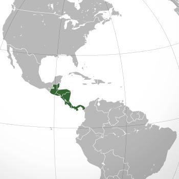 América Central Centroamerica