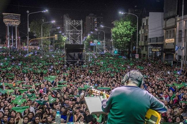 Silvio en Avellaneda 2