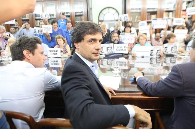 Hernán Lacunza. Crédito: Ariel Martínez