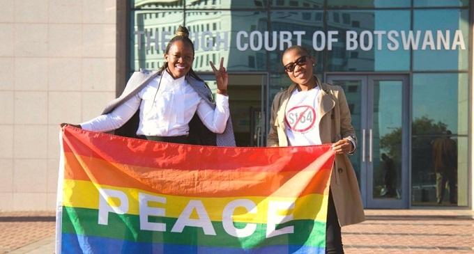 Botswana declaró legal las relaciones homosexuales