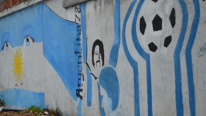 Rua Alexandre Farhat celeste y blanca 2