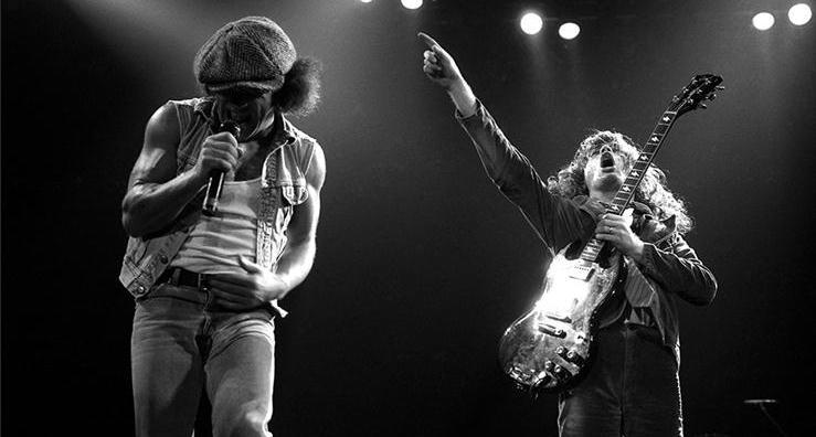 Un día como hoy AC/DC lanzaba Back in Black | Notas