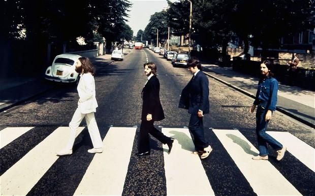 Otra de las fotos donde se puede ver a Paul con sandalias