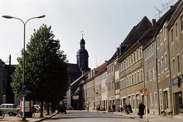 1978. Calle de Dippoldiswalde