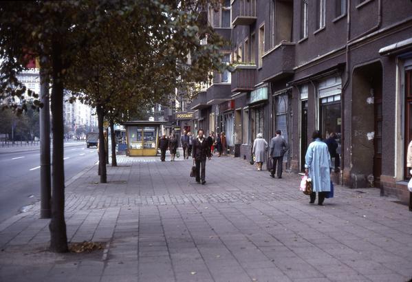 1980. Calle de Berlín
