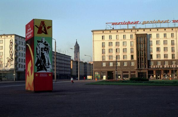 1980. Magdeburgo