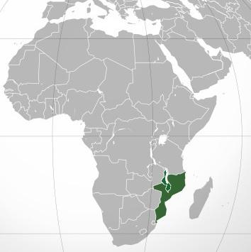 Mozambique  y Malawi
