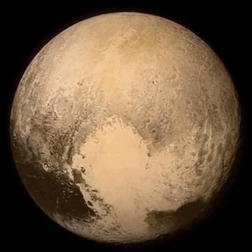 Pluton New Horizon