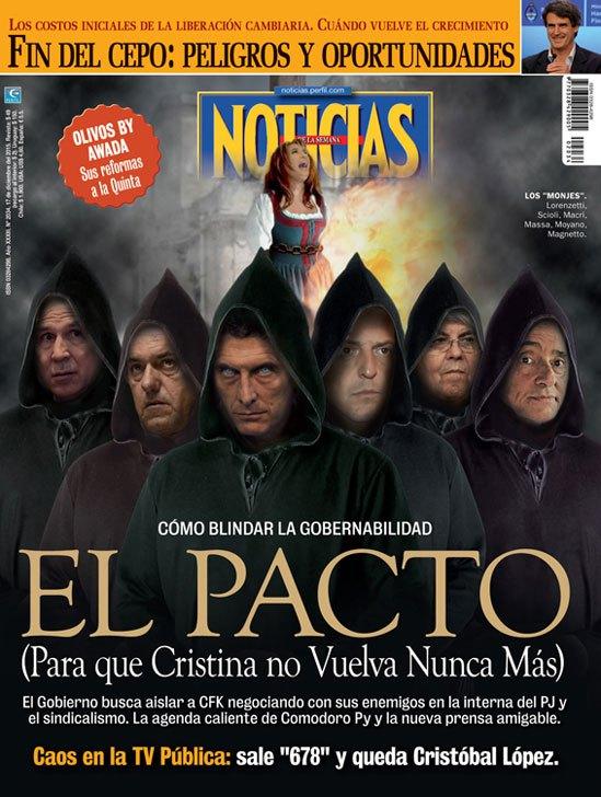 El Pacto Revista Noticias