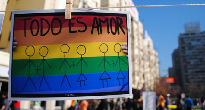 Ley homosexual en argentina