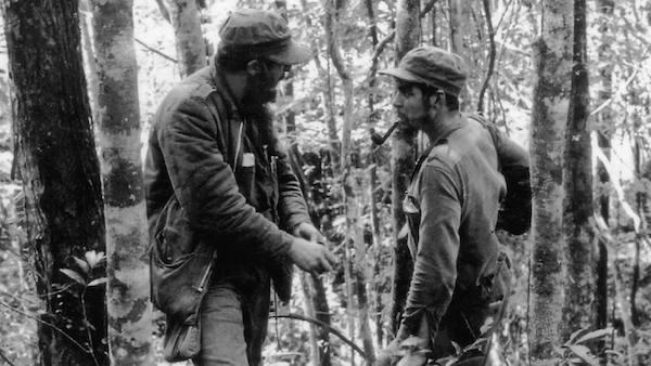 1958. Fidel y el Che