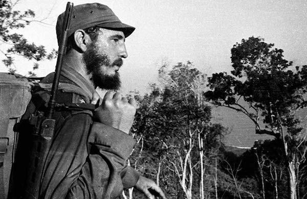 1959. Fidel en Sierra Maestra II