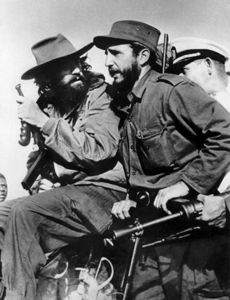 1959. Fidel y Camilo