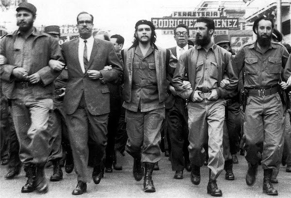 1959. Marcha en La Habana