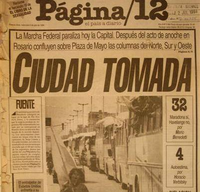 Página-MarchaFederal-1994
