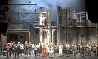 Porgy and Bess: miseria y negritud