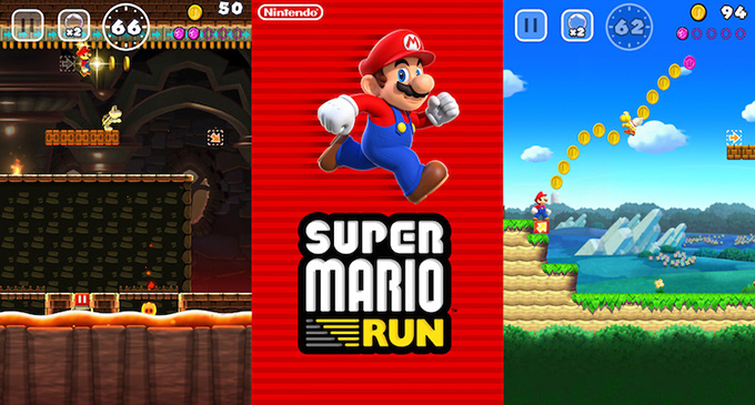 Super Mario Run: la reversión del clásico, disponible para Android