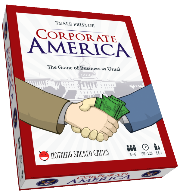 corporate america - caja