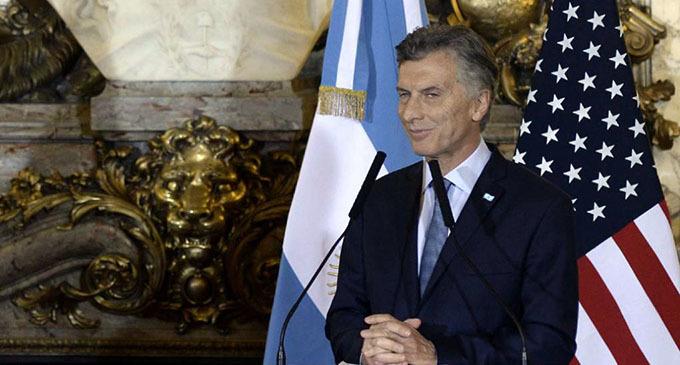Macri en el corazón del imperio: atrayendo al capital