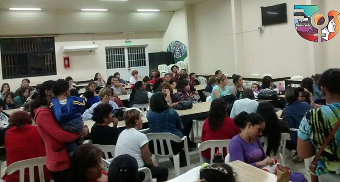 Las mujeres de Chaco se preparan para el 32 ENM