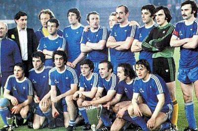 Dynamo Tbilisi, 1981