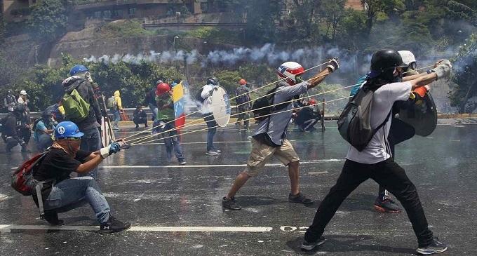 Guerra híbrida contra Venezuela (II): Trump, la CIA y los publicistas
