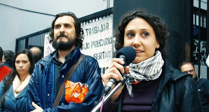 Sacar la voz: un documental sobre las mujeres trabajadoras de prensa