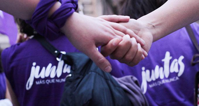 Juntas y en Resistencia en el 32 Encuentro Nacional de Mujeres