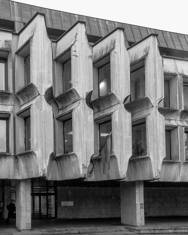 Vilna, Lituania. Ministerio de Comunicaciones (1979)