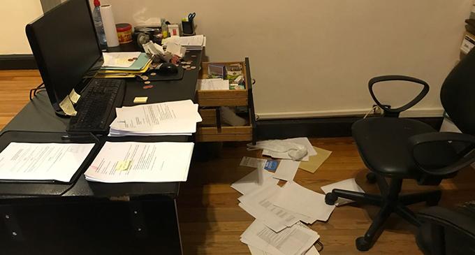 Sospechoso robo en el estudio donde trabaja la abogada de Milagro Sala