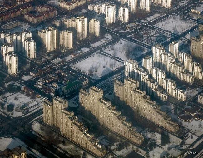 Belgrado, Serbia. Complejo de oficinas (1973)