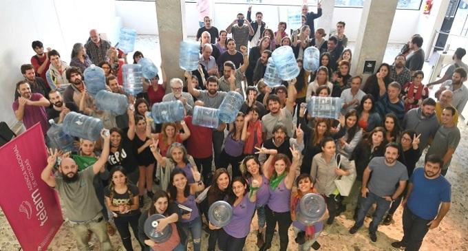 """""""Estado de rebelión"""" en Télam por persecución a trabajadoras que participaron del 8M"""