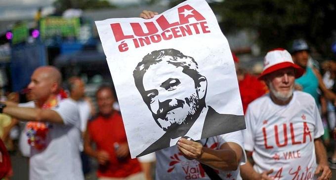Brasil| 'Lula ya no está preso, está secuestrado'