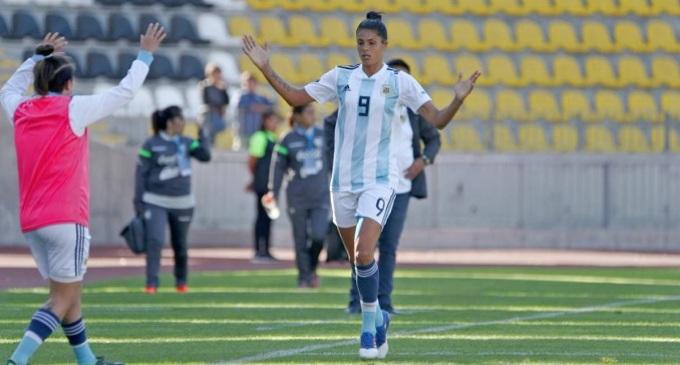 """68565bf0d0364 Jugadora de la selección de fútbol femenino  """"Peleamos hasta por la ropa"""""""