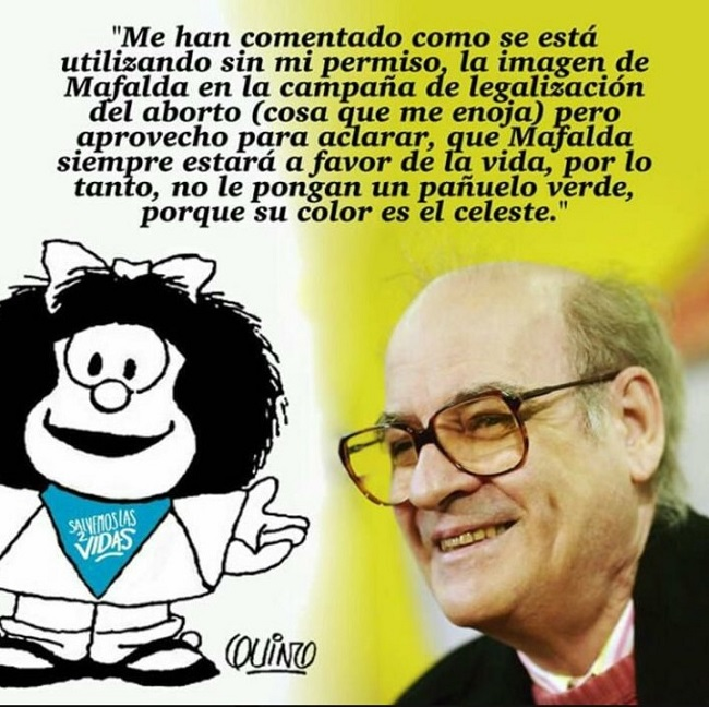 Aborto Legal Mafalda Siempre Con Las Pibas Notas