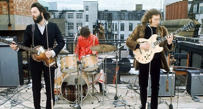 The Beatles: 50 años del show en la terraza de Apple