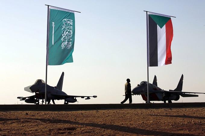 Arabia Saudita y Sudán