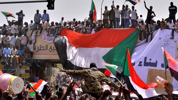 Sudan protesta