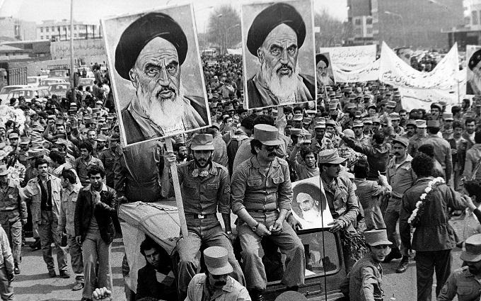 Revolucion iraní