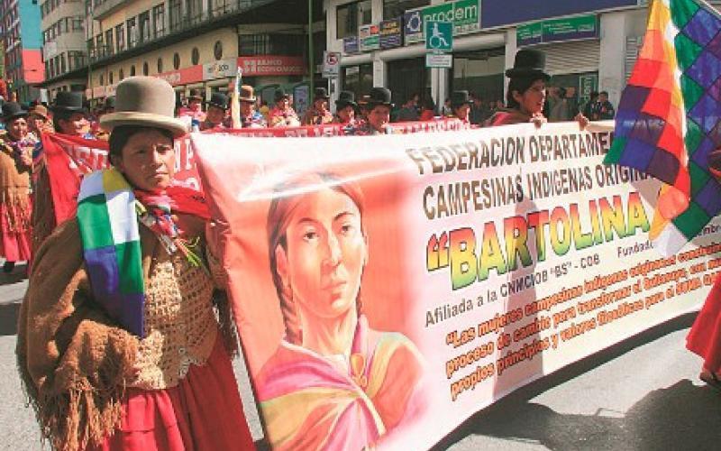 Mujeres que hicieron historia: Bartolina Sisa | Notas