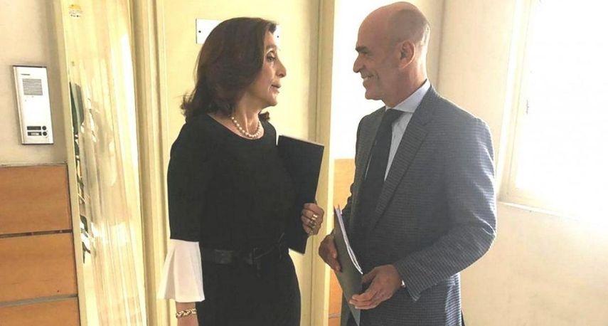 Espionaje macrista: pidieron el procesamiento de Gustavo Arribas y Silvia  Majdalani   Notas