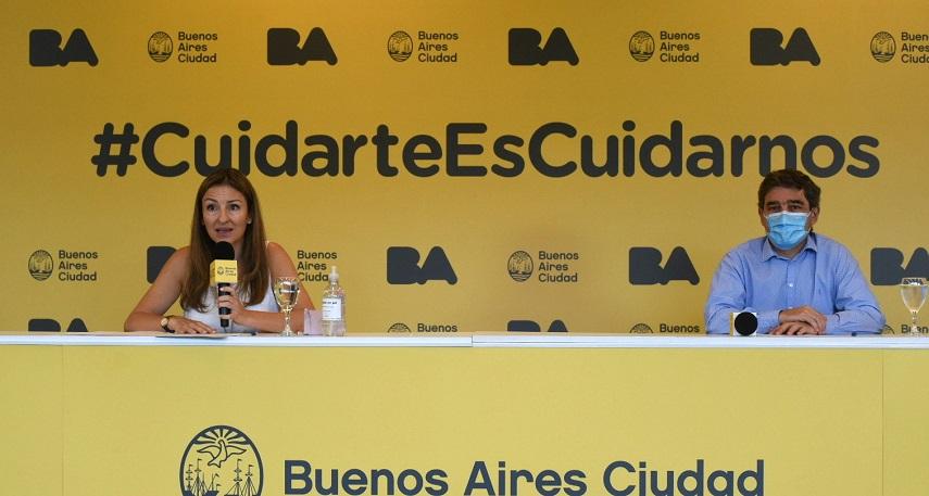Acuña y Quirós deberán explicar a la Justicia el plan de vuelta a clases en  la Ciudad | Notas